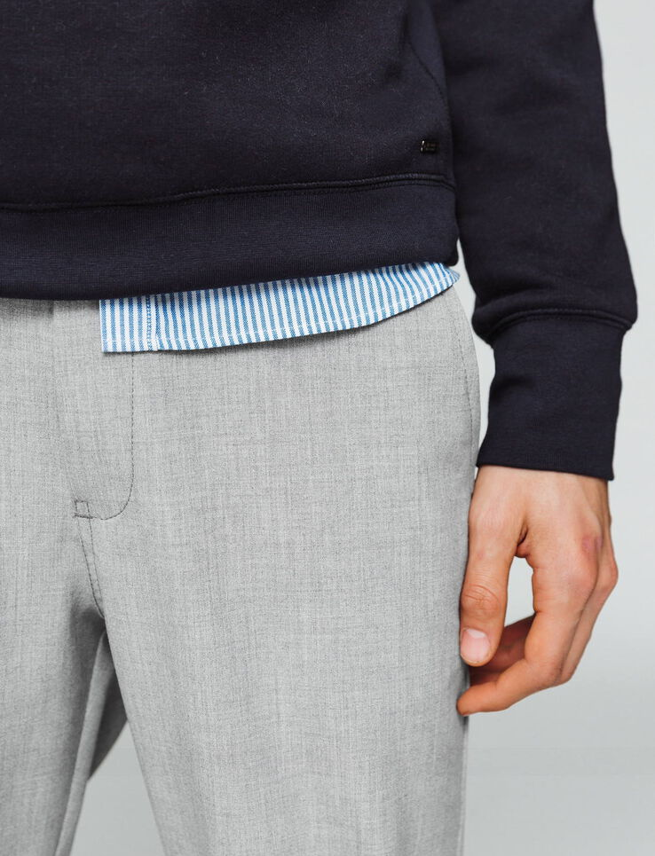 Pantalon de ville gris