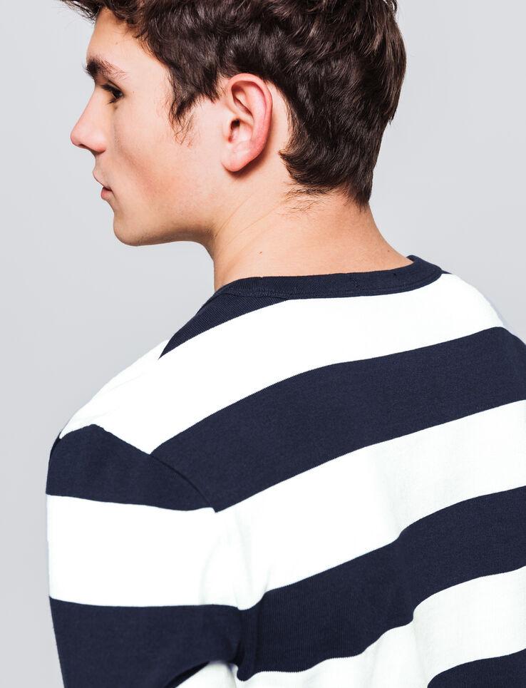 T-shirt esprit néo-marin