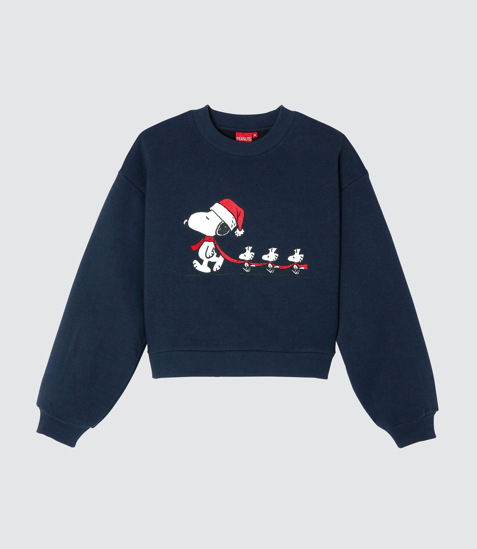 Sweat col rond Snoopy