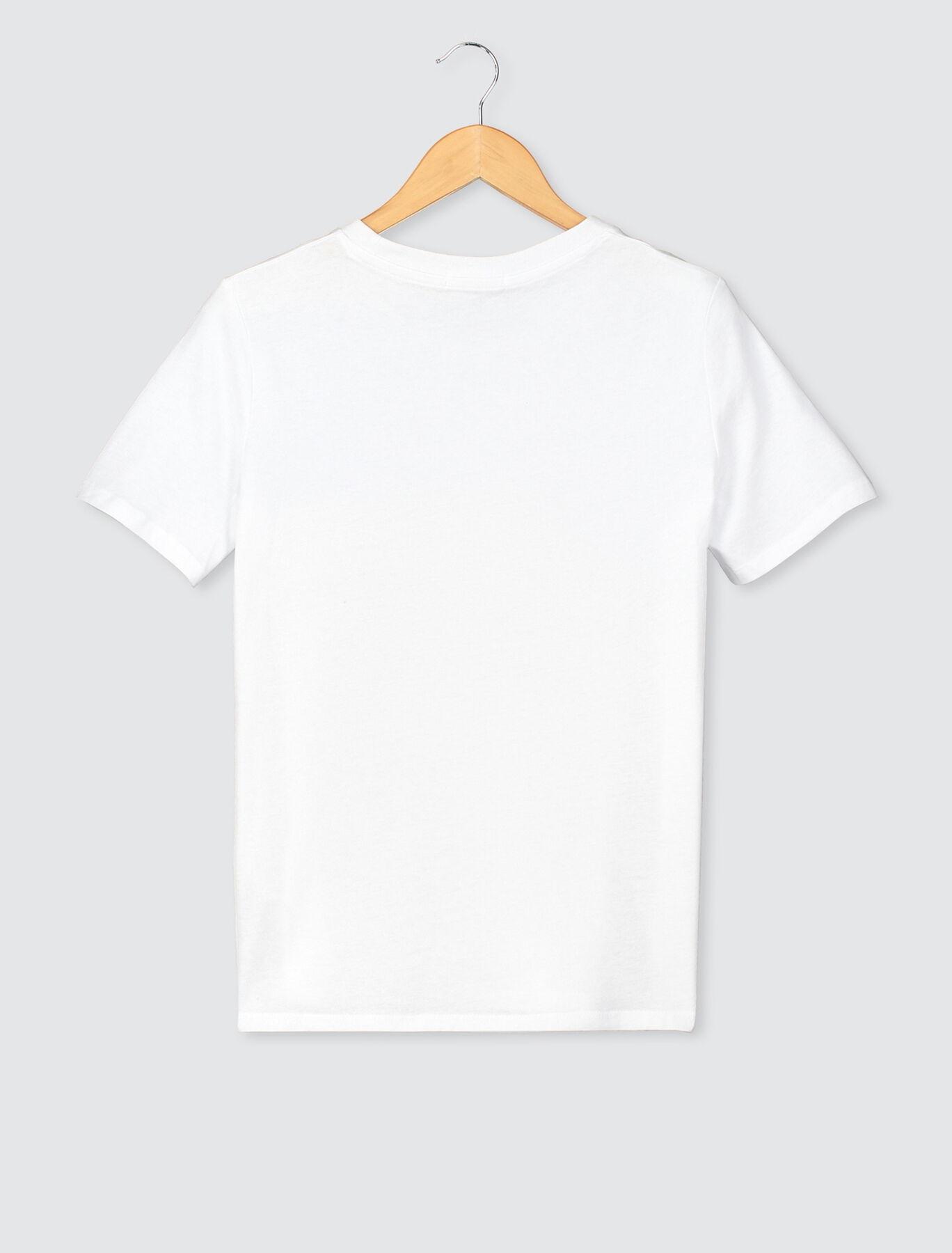 T-shirt confinement mood bio