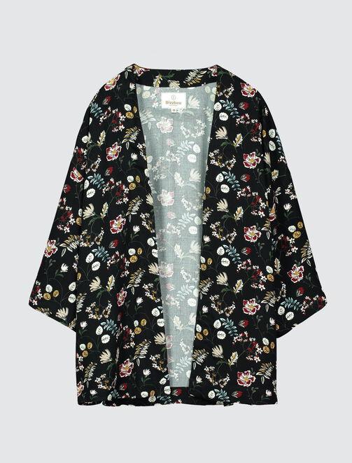 Kimono imprimé  femme