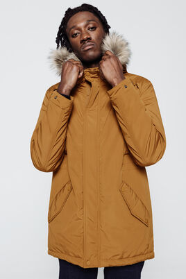 Parka chaude à capuche padding 3M® Thinsulate