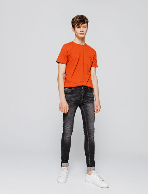 Jean skinny confort ultra stretch homme