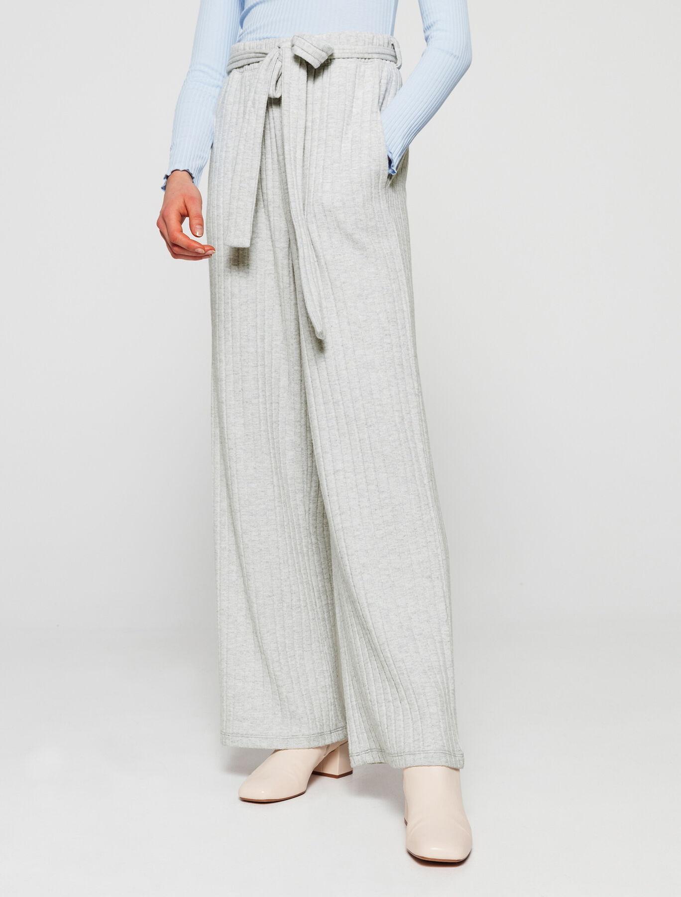 Pantalon Cône Maille