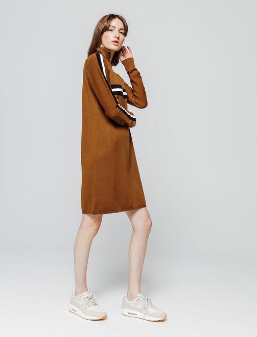 Robe pull femme