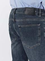 Jean skinny dirty