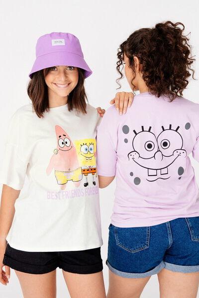 T-shirt licence Bob l'éponge