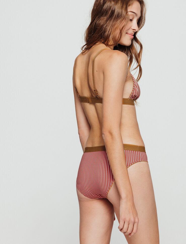 Culotte Rayée Elastiquée