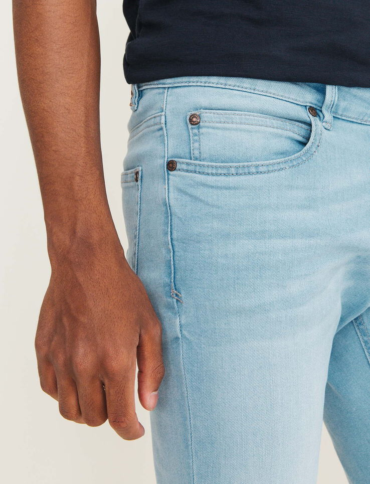 Jean skinny clair