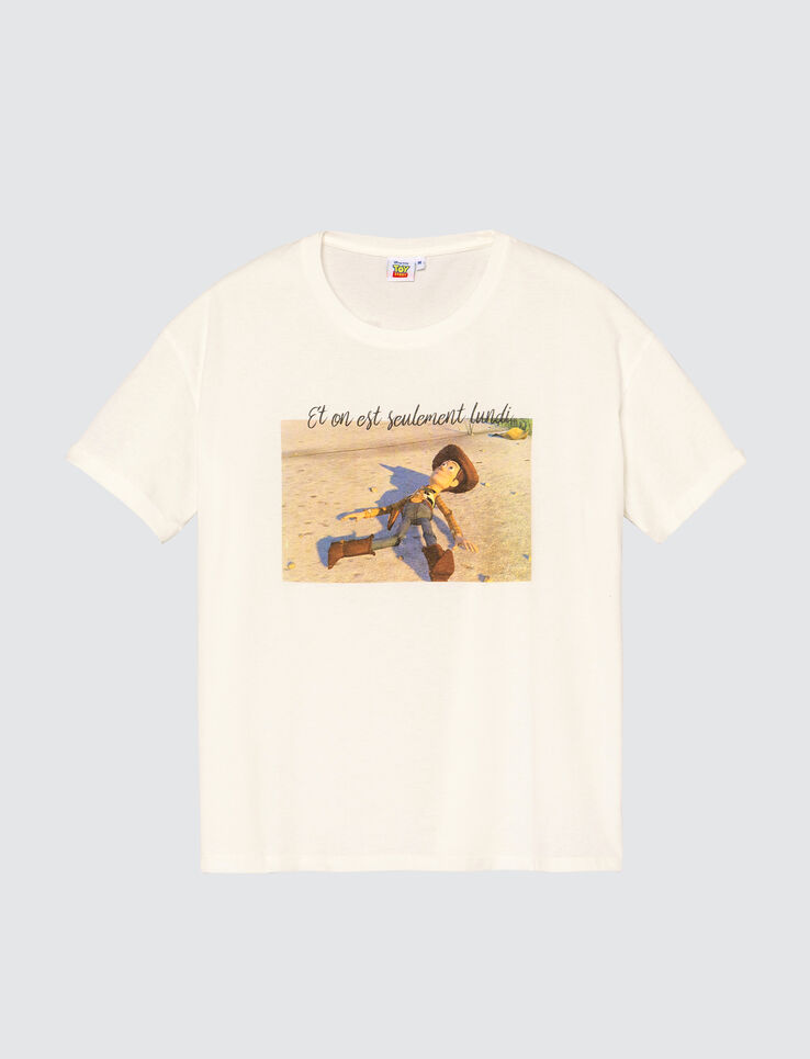 T-shirt TOY STORY WOODY Licence