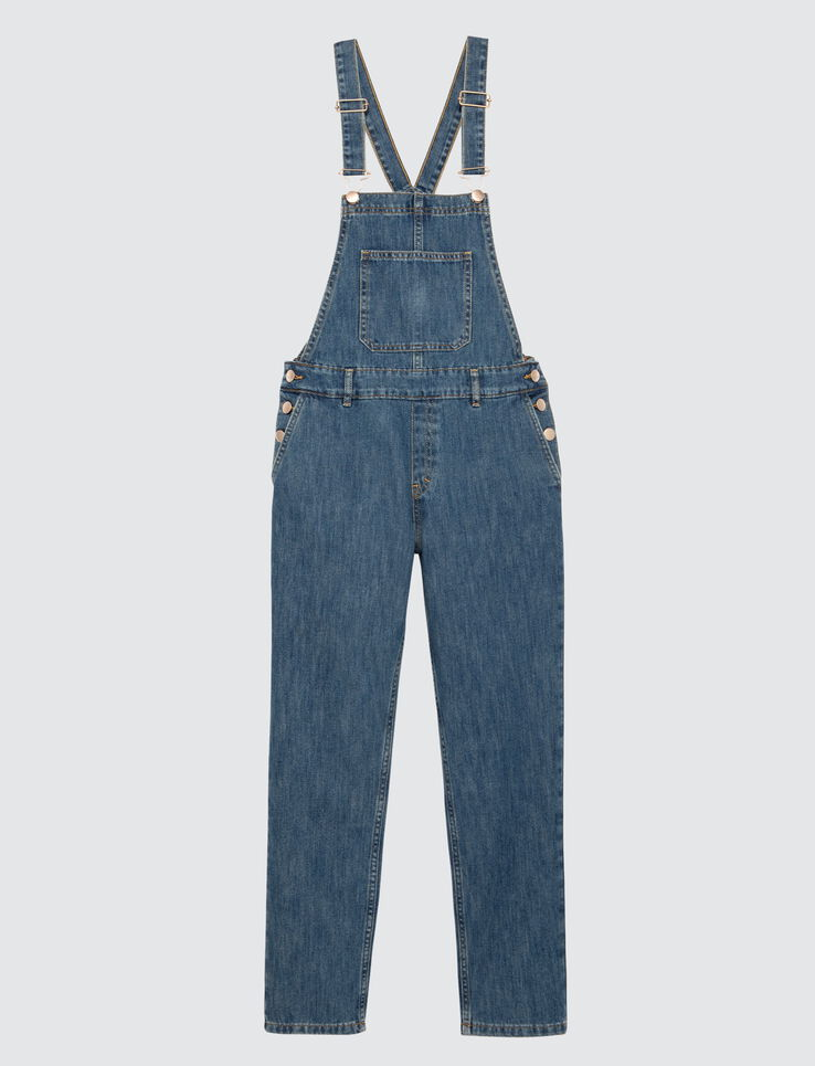 Salopette denim