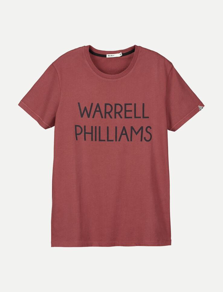 Tee shirt Warrel Philliams