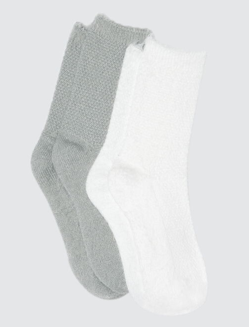 Chaussettes cocooning femme