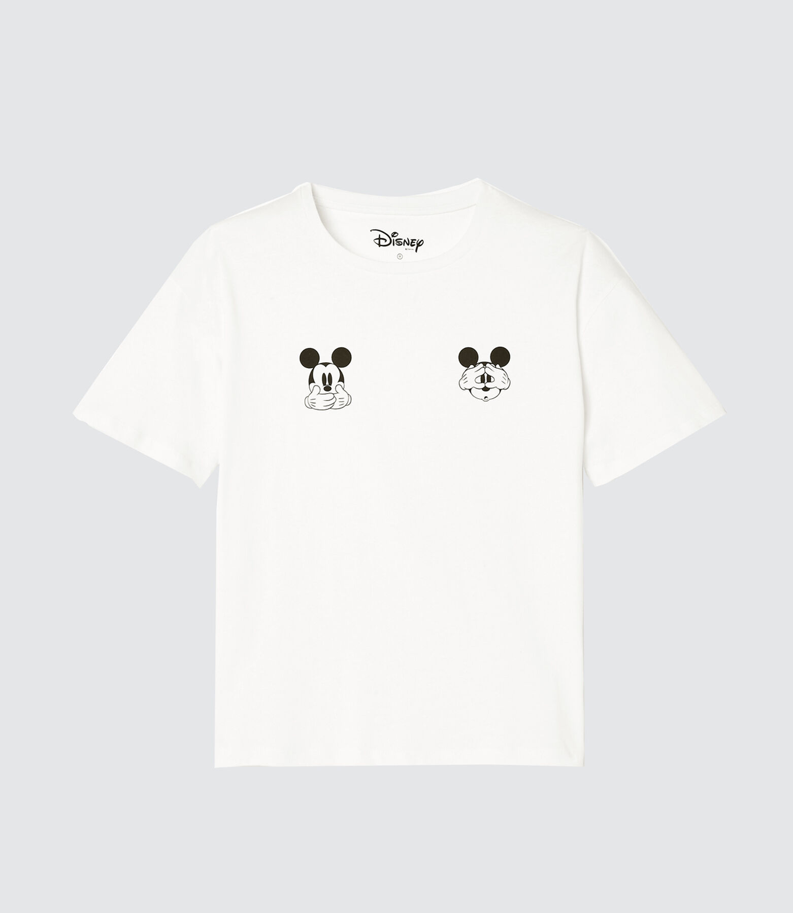 T-shirt licence Mickey fantaisie
