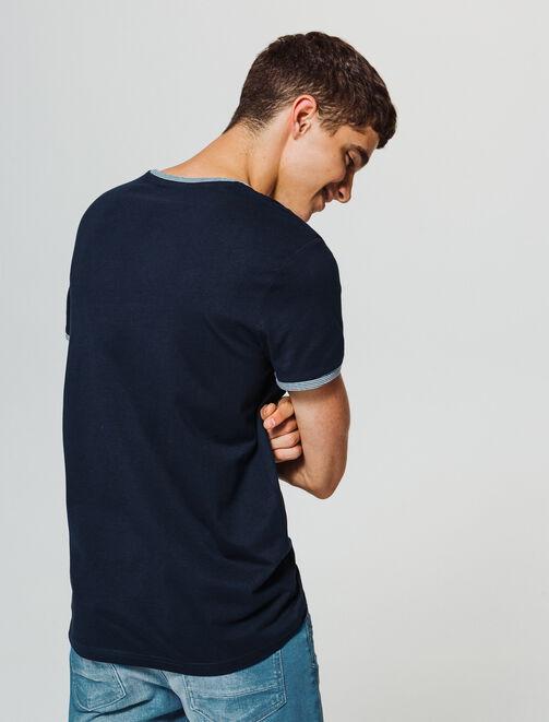"""T-shirt à message """"Le savoir (rien) faire"""" homme"""