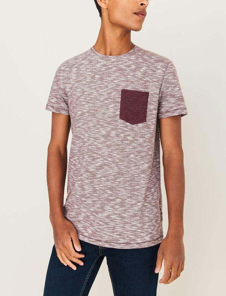 T-Shirt poche poitrine