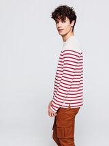 T-shirt marnière épaisse manches longues