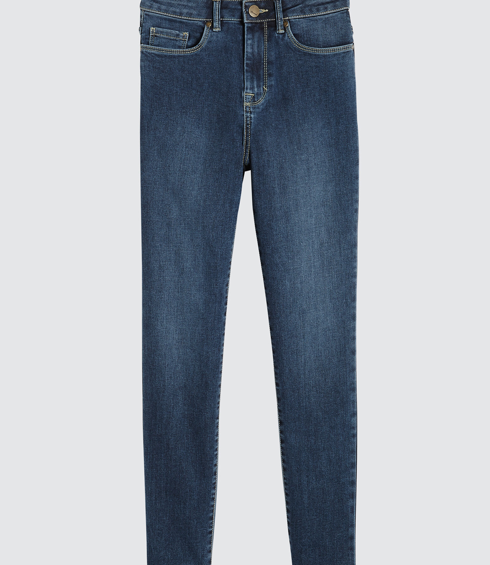 Jean skinny cropped