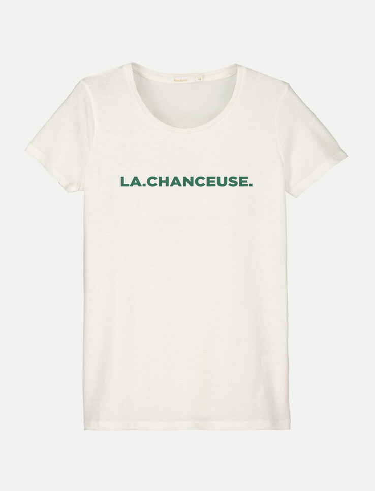 "T-shirt ""LA CHANCEUSE"""