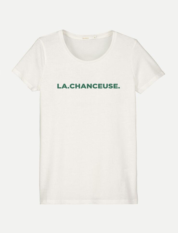 "T-shirt ""LA CHANCEUSE"""