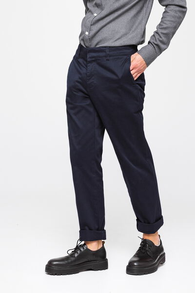 Pantalon chino straight