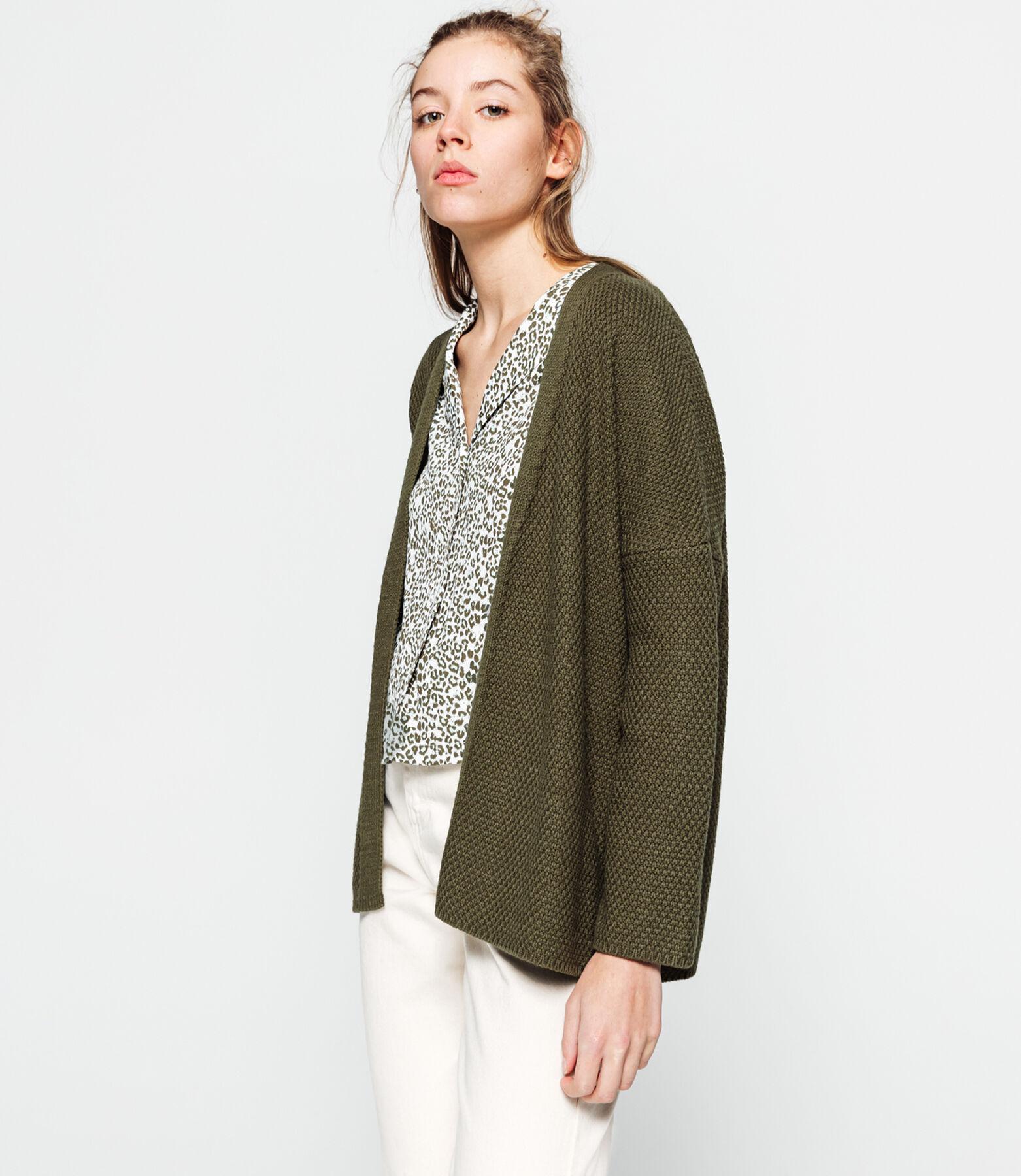 Gilet kimono