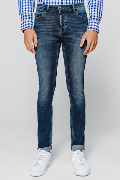 Jean skinny stone