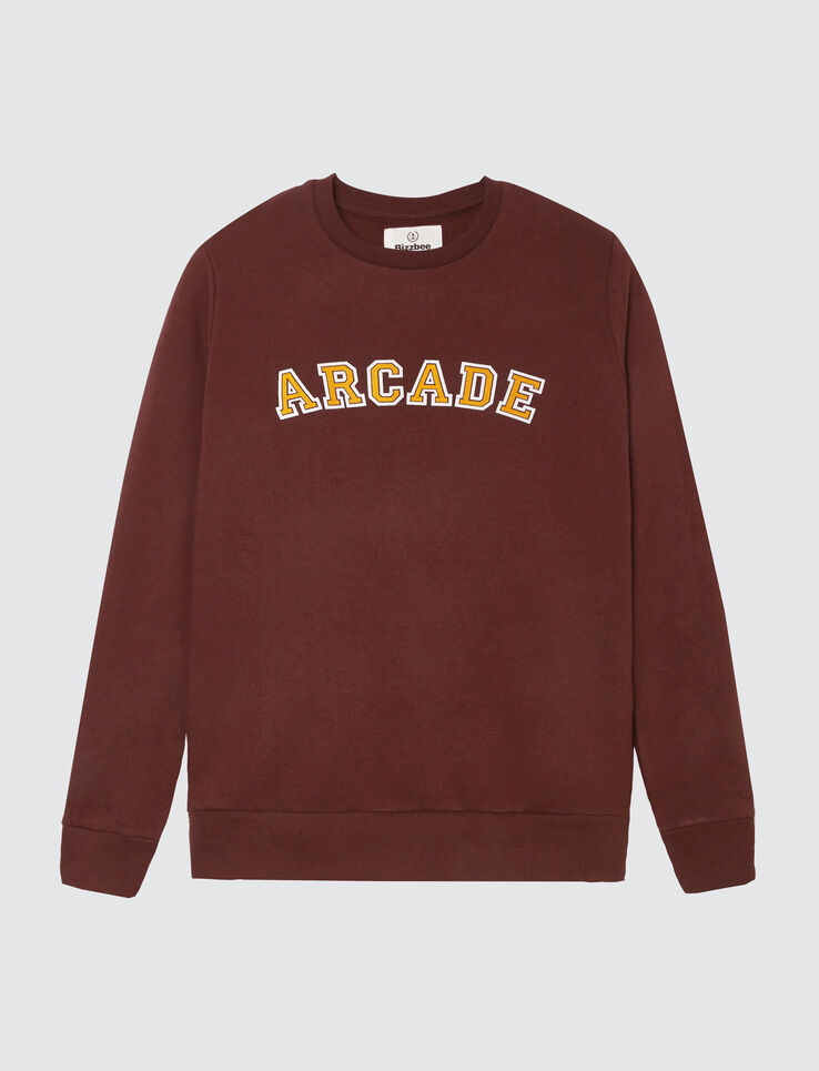 "Sweat message ""Arcade"""