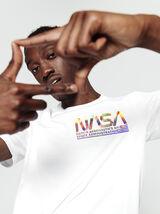 T-shirt NASA iridescent