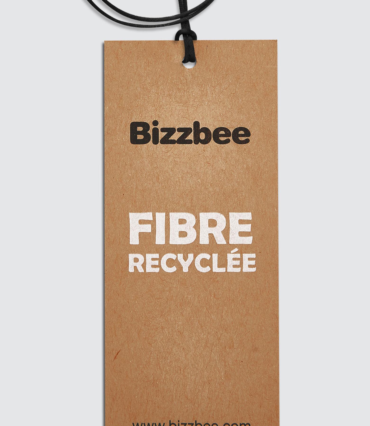 Sweat à capuche basique en polyester recyclé