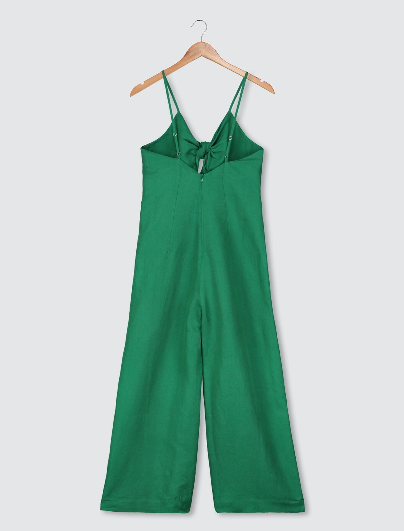 Combi Pantalon Nouée Lin Majoritaire