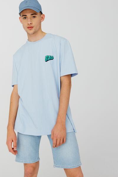 "T-shirt loose ""Looney tunes"""