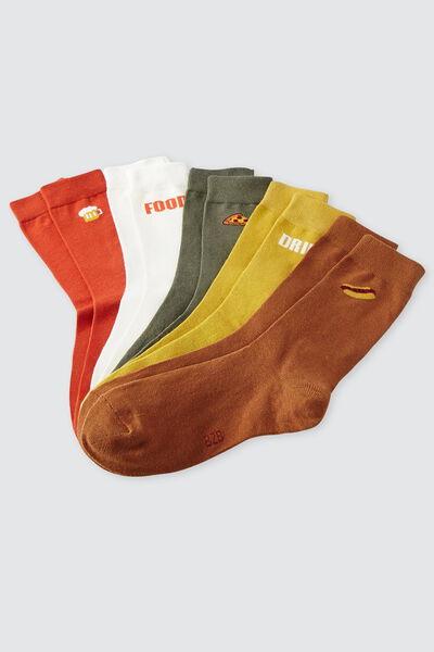 Chaussettes  *5 fantaisie