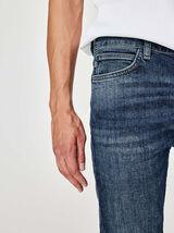 Jean slim brut used
