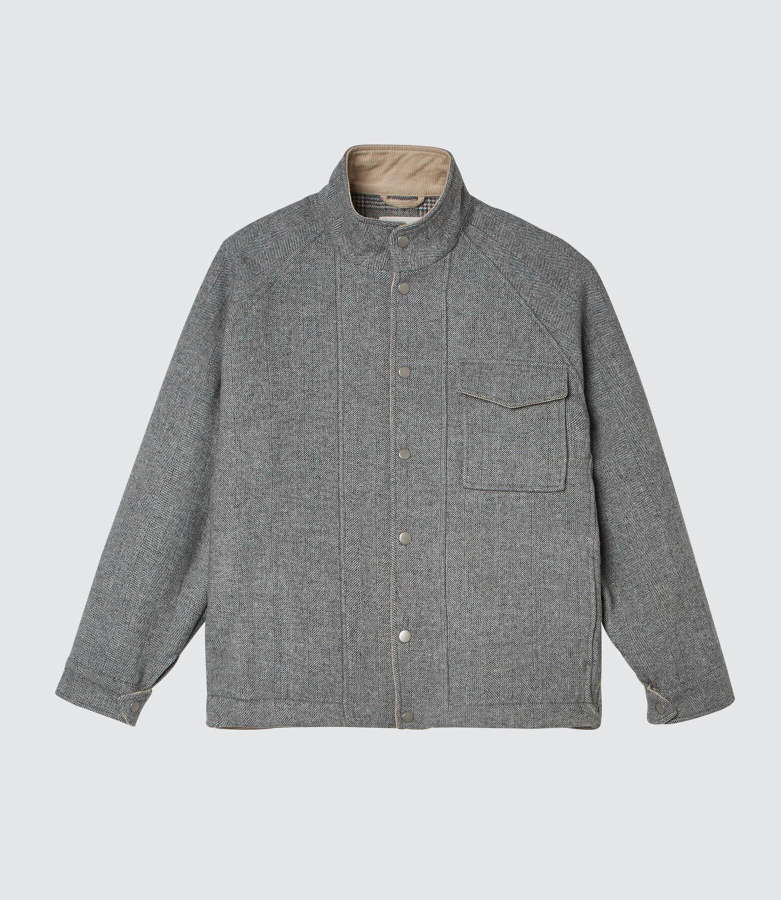 Manteau en Lainage
