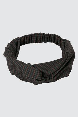 Bandeau Cheveux Carreaux