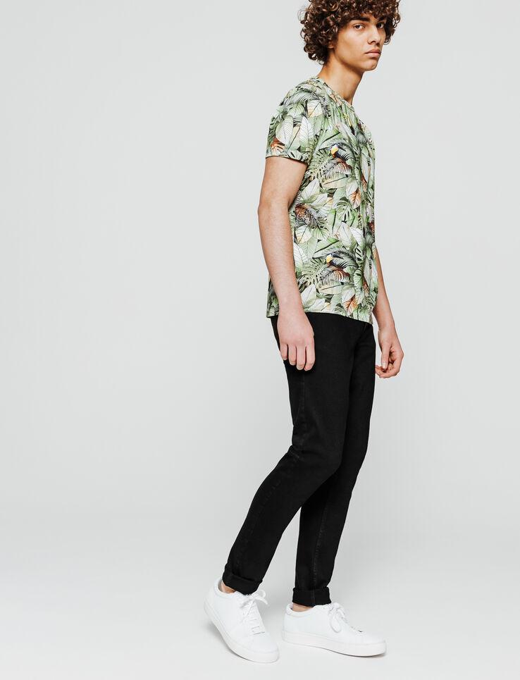 Jean skinny basique noir