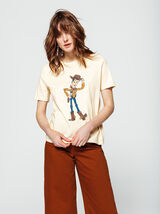 T-shirt licence Toy Story Woody