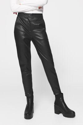Pantalon simili cuir