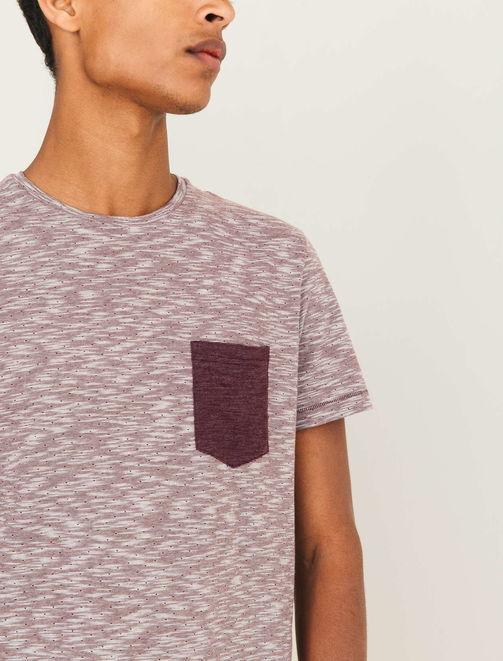 T-Shirt poche poitrine | Bizzbee