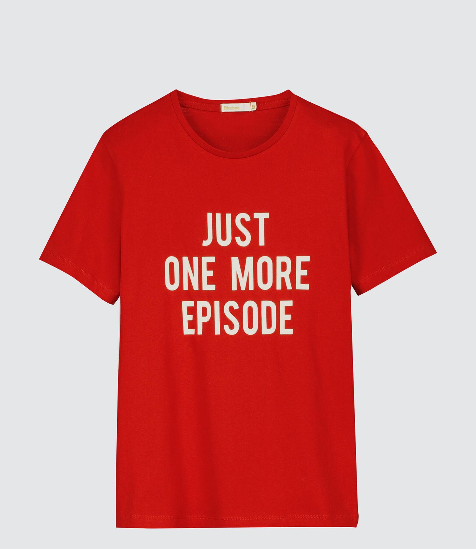 T-shirt fantaisie message