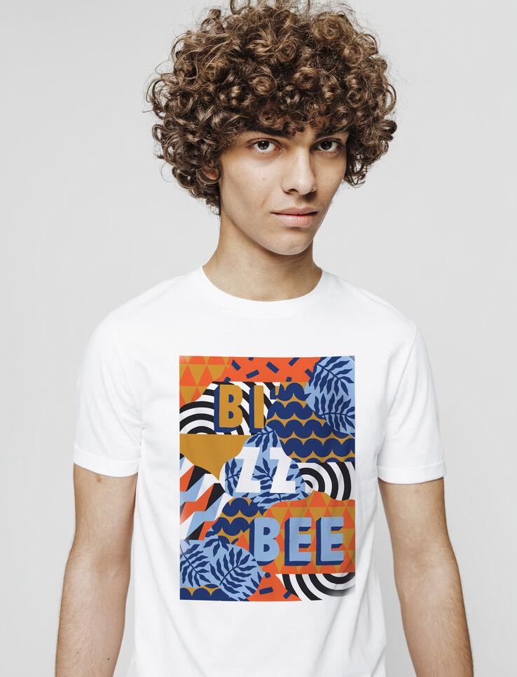 "T-shirt ""BIZZBEE"" SEB TOUSSAINT"