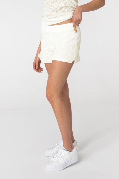 Short Crochet Coton Bio