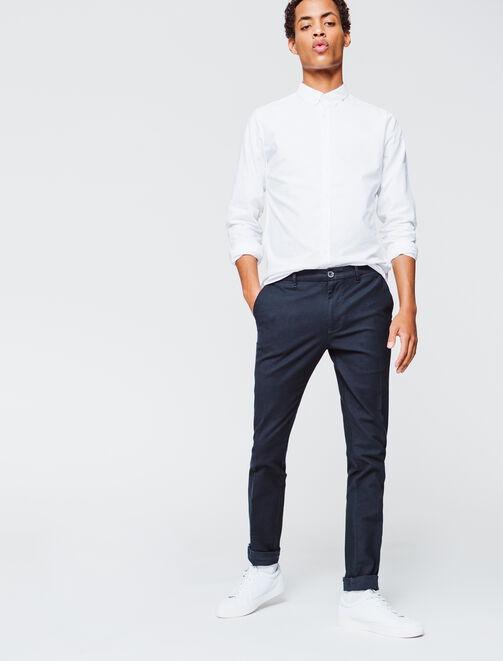 Pantalon de ville type costume homme