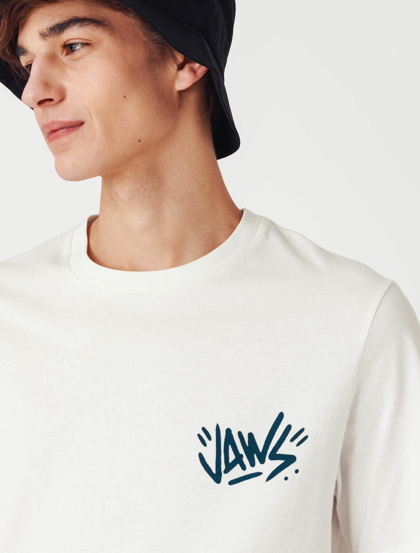 """T-shirt """"les dents de la mer"""""""