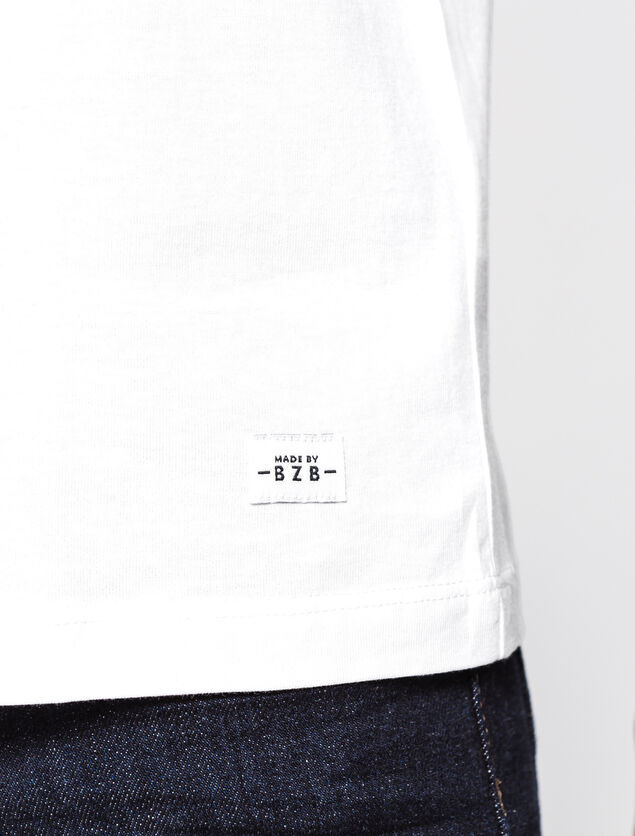 T-shirt humour en coton issu de l'agriculture bio