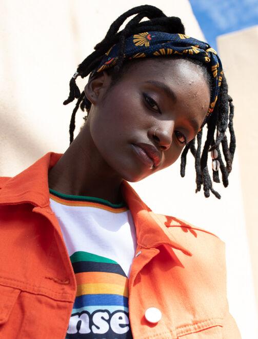 Bandeau Cheveux Imprimé Boubou femme