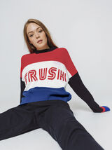 Pull colorblock CRUSH