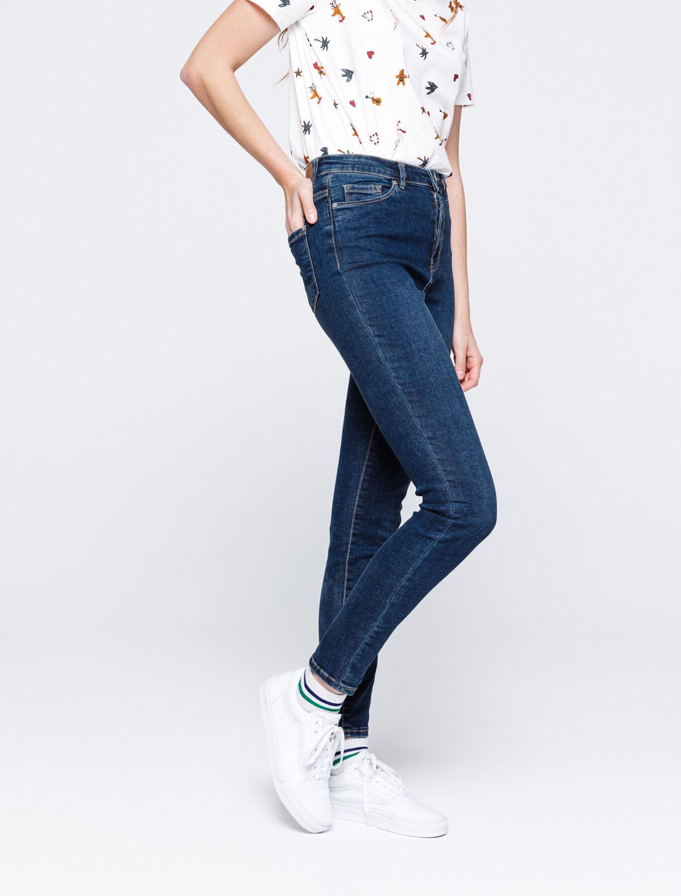 Jean Skinny Coton Recyclé