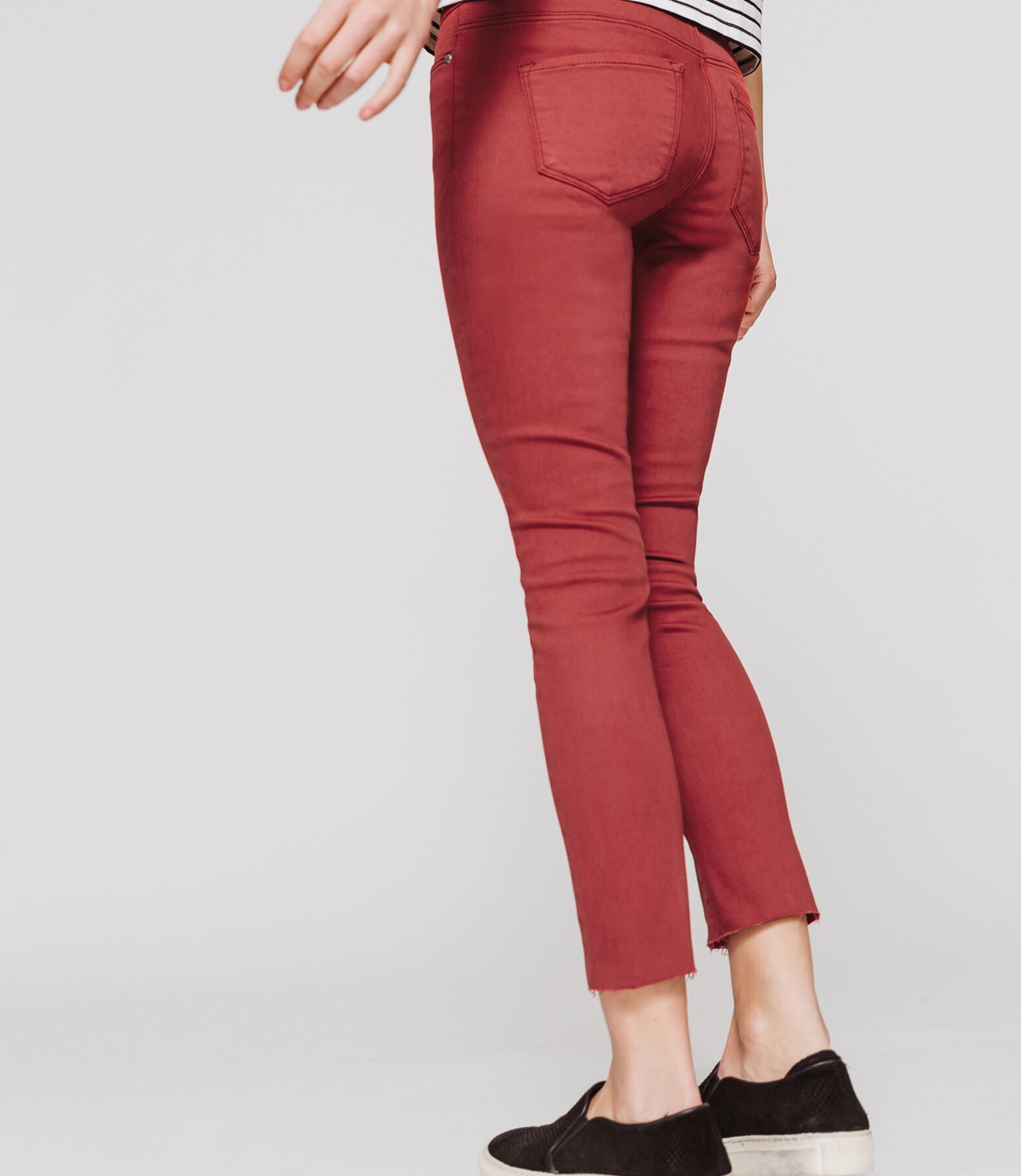 Pantalon couleur